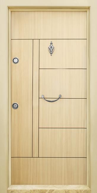 Входна блиндирана врата T-587 - Изображение 1