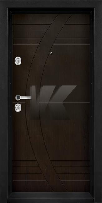 Входна блиндирана врата T-909